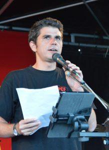 Ismael discours Lesco 2016